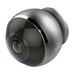 Ezviz EZ-C6P - Cámara Wifi Ezviz 3 Megapixel, Lente 1.2 mm Fisheye…
