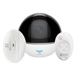 Ezviz EZ-C6T-RF - Cámara Wifi Ezviz 1080p, Lente 4 mm / IR 10 m,…