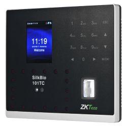 Zkteco ZK-SILKBIO-101TC - Controlo de Acesso e Presença, Impressões Sensor…