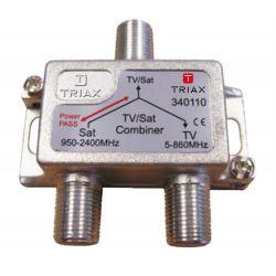 TRIAX 110 TV/SAT Combiner...