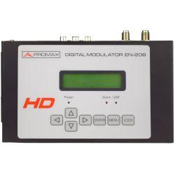 Modulador Promax HD 1080 Alta Definición EN-206, Entrada HDMI