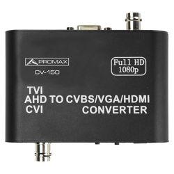 Promax CV-150 Adaptateur de...