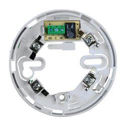 Dmtech DMT-B9000R - Base de perfil bajo con relé, Hasta 12VDC 0.5A /…