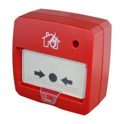 Dmtech DMT-D9000-MCP-R - Botão de pressão convencional reiniciável,…