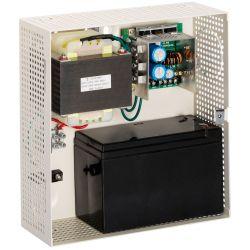 Rosslare PSC18 Fuente de alimentacion 5 amp caja metal/leds