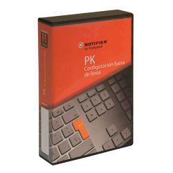 Honeywell PK-ID3000 Software para la programacion, carga/descarga de las centrales analogicas id3000.