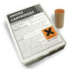 Honeywell ORAN-003 10 cartuchos de 3 gramos para la generacion de humo de color naranja durante 60 segundos.