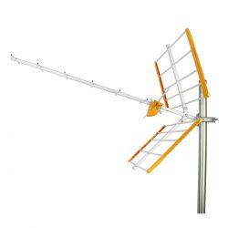 Antena terrestre tipo L 790 UHF(C21-60) 13ELE. G13dBi Televes
