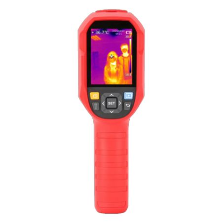 SF-HANDHELD-160T05 - Portable Thermographic Camera, Real-time body…