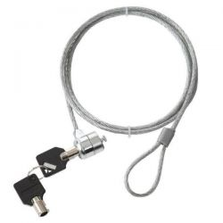 Keyed security cable