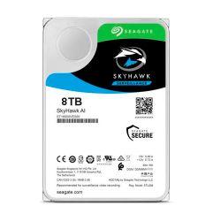 HD8TB-S-AI - Disco rígido Seagate Skyhawk, Capacidade 8 TB,…