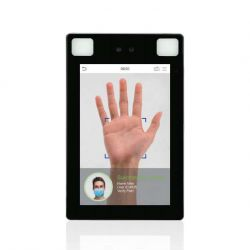 ProFace-P ZKTeco multi-biometric terminal with face and palm…