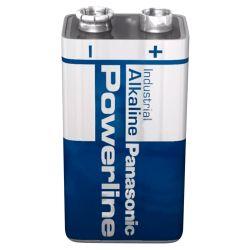 BATT-6LR61 - Pila 6LR61, 9.0 V, Hidróxido potásico, Alta calidad,…