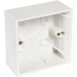 Golmar CS-BLFMUSBBLUE surface box