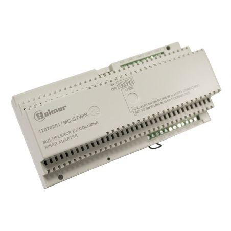 Golmar MC-GTWIN column multiplexer