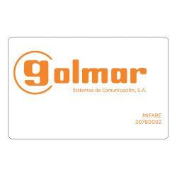 Golmar MIFARE proximity card