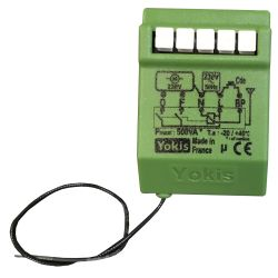 Golmar MVR500ERP shutter micromo rad