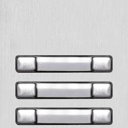 Golmar N3260/AL 6p push button module