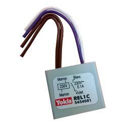 Golmar REL1C relay 230v 1na 230v / 0.1a