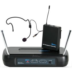 Golmar RL-600 kit bandeau radio uhf