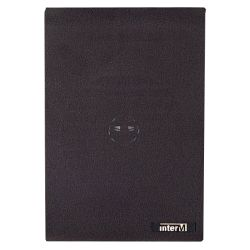 Golmar SWS-10BL black wall diffuser