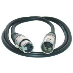 Golmar XLR-M/XLR-H connecting cable 1m