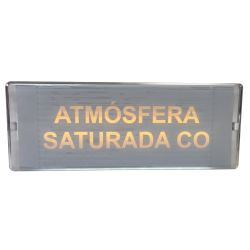 Golmar LET-CO sinal de atmosfera satur