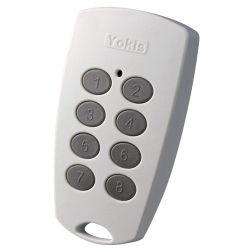 Golmar TLC8CP 8 channel key...