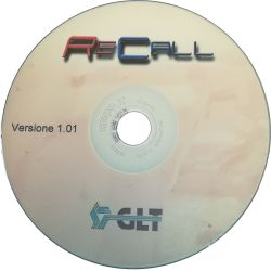 Golmar SOFT-RECALL software...