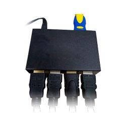 VW-SPLIT-1X4 - Multiplicateur de signal HDMI, 1 entrée HDMI, 2…