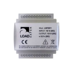 PROTECT LSF001 Self-contained smoke LOAD SAFER INDEPENDENT