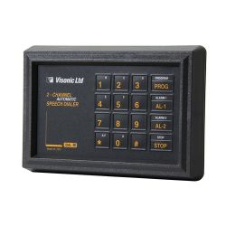 Visonic DL-125PT Marcador de voz automático VISONIC para envío…