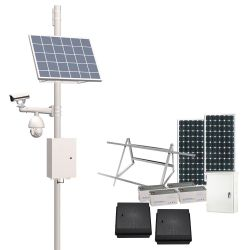 Dahua Neutro BD Solar panel power system for CCTV systems