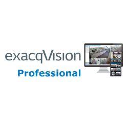 TYCO CCTV EVIP-EVENIP Actualización de licencia de PROFESSIONAL…