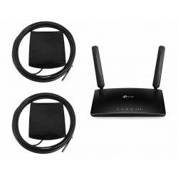 Kit 2 antennes 4G/LTE...