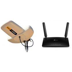 Kit d'antenne 4GNova 4G/LTE...