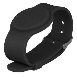MIFARE-BAND-ADJ-BK - Proximity bracelet, Identification by radio-frequency,…