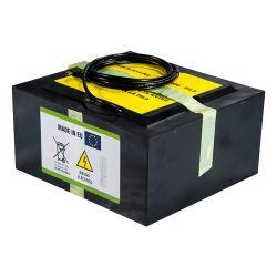 BATT-60V-6000WH - Batería recargable, Zinc-aire, Voltaje 6.0 V,…