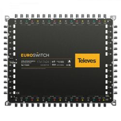 EuroSwitch 17 inputs - 24...