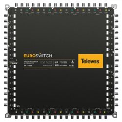 EuroSwitch 17 inputs - 32...