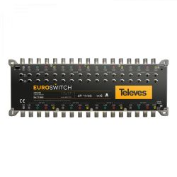Amplificador EuroSwitch 17...