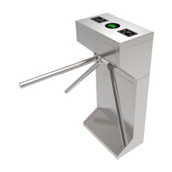 TS-TR601 - Access turnstile, 3 Rotating Arms, Times, Alarms,…