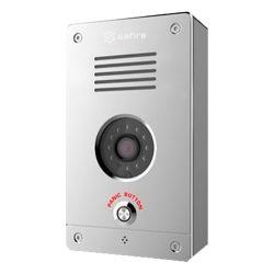 SF-VIPANIC01-IP - Interphone vidéo d\'urgence, Technologie IP, Caméra…