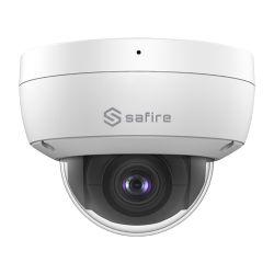 "Safire SF-IPD835WHA-8U - Cámara Domo IP 8 Megapixel, 1/2.5\"" Progressive Scan…"