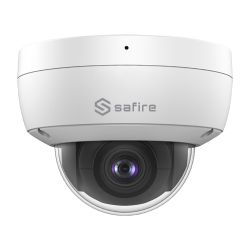 "Safire SF-IPD835WHA-8U - Câmara Dome IP 8 Megapixel, 1/2.5\"" Progressive Scan…"