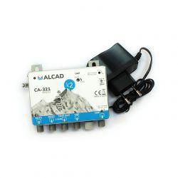 Alcad CA-321 Amplificador...