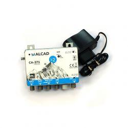 Alcad CA-371 Amplificador...
