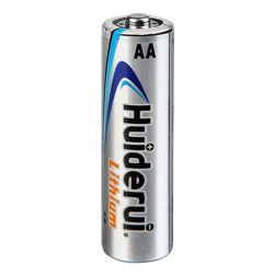 BATT-AA-FR06 - Pilha AA/FR06, 1.5 V, Litio, Alta qualidade, Pequeno…