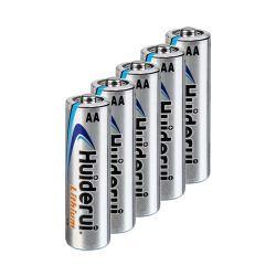 10XBATT-AA-FR06 - Pack de pilhas AA/FR06, 10 unidades, 1.5 V, Litio,…