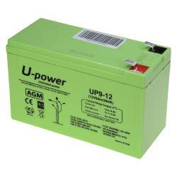 BATT1290-U - Bateria de chumbo-ácido AGM, Tensão 12 V, Capacidade…